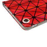 小型iPad/iPadのためのスリープ機能のPUの革箱