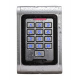 Sistema del control de acceso, telclado numérico independiente impermeable del control de acceso