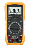 Multimeter van de Test van de Diode van de Weerstand van het Voltage van Peakmeter Ms80 de Huidige