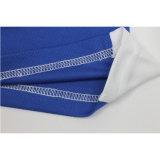 의류 제조자 새로운 디자인 중국에서 백색 폴로 셔츠