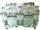 Máquina para hacer punto automatizada del solo plano del sistema (TL-152S)