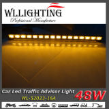 39 Inch Amber LED Bar Light mit Arrow Warning Lights