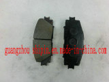 Rilievi di freno dell'OEM 04465-52260 India per Toyota
