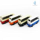 1: 100 stuften bunten Metallbaumuster-Bus ein