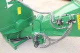 Chipper de madeira Shredder Bx92r, Pto Driven, 680kg Weight, Branches/Leaf Chipper, Ce Approved