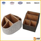 Caselle di memoria Handmade/caselle di memoria di cuoio di cuoio di memoria Boxes/PU del regalo
