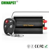 Perseguidor de seguimiento libre del vehículo del coche de la plataforma GSM/GPRS/GPS (PST-VT103B)