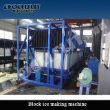 Machine de glace neuve de bloc de surgélation immédiate de technologie pour le Vietnam