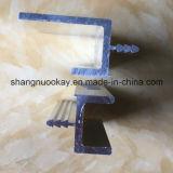 Profilo dell'alluminio del portello dell'armadio da cucina