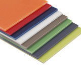 G10 colorido Laminate para Fins Manufacturer (Orange Color 021C)