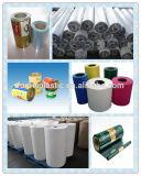 Película plástica del PE con diversas especificaciones