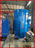 Tipo horno eléctrico del hoyo de la nitruración del gas