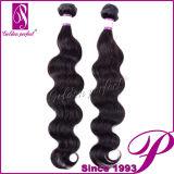 6A UnproessedブラジルのBody Wave Hair、100%年のHuman Hair Braiding Hair