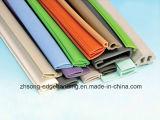 Ligne de profil de PVC Windows, bordure foncée pour la ligne d'extrusion de meubles