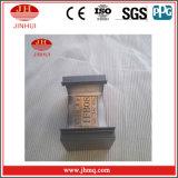 Comitato decorativo di alluminio grigio per materiale da costruzione (JH179)