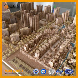 Os modelos do modelo dos bens imobiliários/edifício residencial/fatura arquitectónica do modelo/modelo personalizam