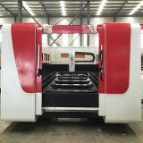 Máquina de gravura inoxidável da estaca de Bneding da tubulação de aço do metal da fibra