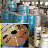 Pvc van China legt de Vlakke Fabrikant van de Fabriek van de Slang