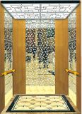 Sr. grabado al agua fuerte espejo y Mrl Aksen Ty-K176 de la elevación del elevador del pasajero