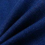 Tela viscosa da sarja de Nimes do Spandex do algodão no estoque
