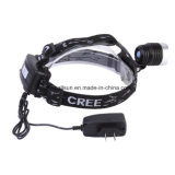 3 Modi Headlamp mit Li-Ion Battery