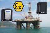 para o telefone à prova de explosões do telefone subterrâneo do petróleo e do gás