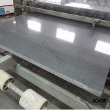 Мраморный кварц белизны 20mm каменный для Countertop