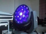 Indicatore luminoso capo mobile della tintura dei 19 occhi con l'indicatore luminoso della fase di funzione LED dello zoom