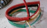 Goede Elasticiteit en de flexibele Spiraal Gerolde Kabel van het Koord