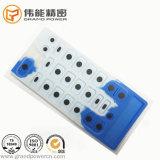 Leitende Silikon-Gummi-Fernsteuerungstastaturblock-Fernsteuerungsgeräte