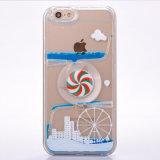 Caisse neuve de téléphone de boussole de Fengshui de basket-ball du football de mode pour le cas de l'iPhone 6/Samsung S7 (XSDD-061)