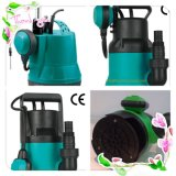 (SDL400D-2) Pompe submersible de jardin en plastique avec le commutateur de flotteur pour l'eau encrassée