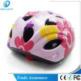 Cabritos das crianças de proteção principais que ostentam o capacete da bicicleta de segurança (CHK25)