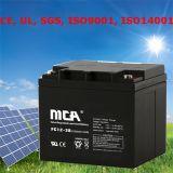Bateria solar para a potência solar Home com apoio de bateria 12V