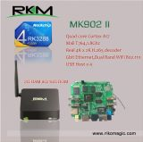 PC do núcleo A17 Android4.4 do quadrilátero de Rikomagic mini com 2g a ROM do RAM 8g/16g (MK902II)