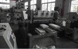 Máquina que corta con tintas automática de la taza de papel
