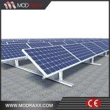 Fuente amplia y estante pronto de la abrazadera de la película fina de la entrega del sistema/del soporte (MD0037) del montaje solar del panel
