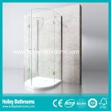 Hinger Tür-kreisförmige einzelne Tür, die einfaches Dusche-Gehäuse (SE711C, verkauft)