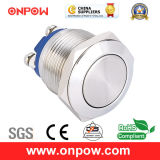 Onpow 19mm Push Button Switch (GQ19 Series, CCC, CE, RoHS)