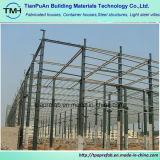 Fabricación ligera del taller de la estructura de acero 2016