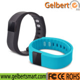 Bracelete de relógio esperto do esporte da aptidão da Quente-Venda de Gelbert Tw64 com impermeável