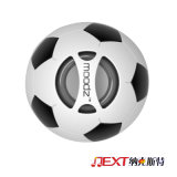 Bewegliche MiniBluetooth drahtlose Lautsprecher Footbal Form
