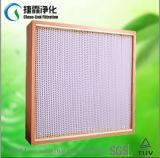 Clase de la filtración del filtro H13 del marco HEPA de Woodern