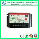 20A ZonneControlemechanisme 12V/24V voor het Systeem van de ZonneMacht (qwp-1420T)