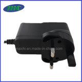 CA 5V1.5A a CC Switching Adapter con Plug BRITANNICO