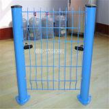 Fábrica soldada profesional de la cerca del acoplamiento de alambre