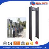 camminata tramite il metal detector del blocco per grafici di portello del metal detector AT-IIIA per i metal detectori dell'interno di uso