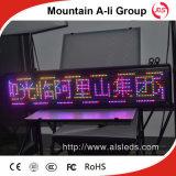 Indicador de diodo emissor de luz claro colorido ao ar livre novo do diodo emissor de luz do produto P10 HD