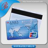 Cr80 aperfeiçoam o cartão personalizado do mag do Loco do PVC