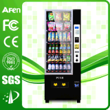 Small Size Vending Machine for Drinks and Snacks Afen-720-6g